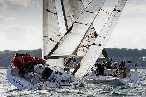 Formazione esperienziale in barca a vela