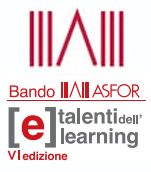 Bando ASFOR e-Talenti dell'e-Learning