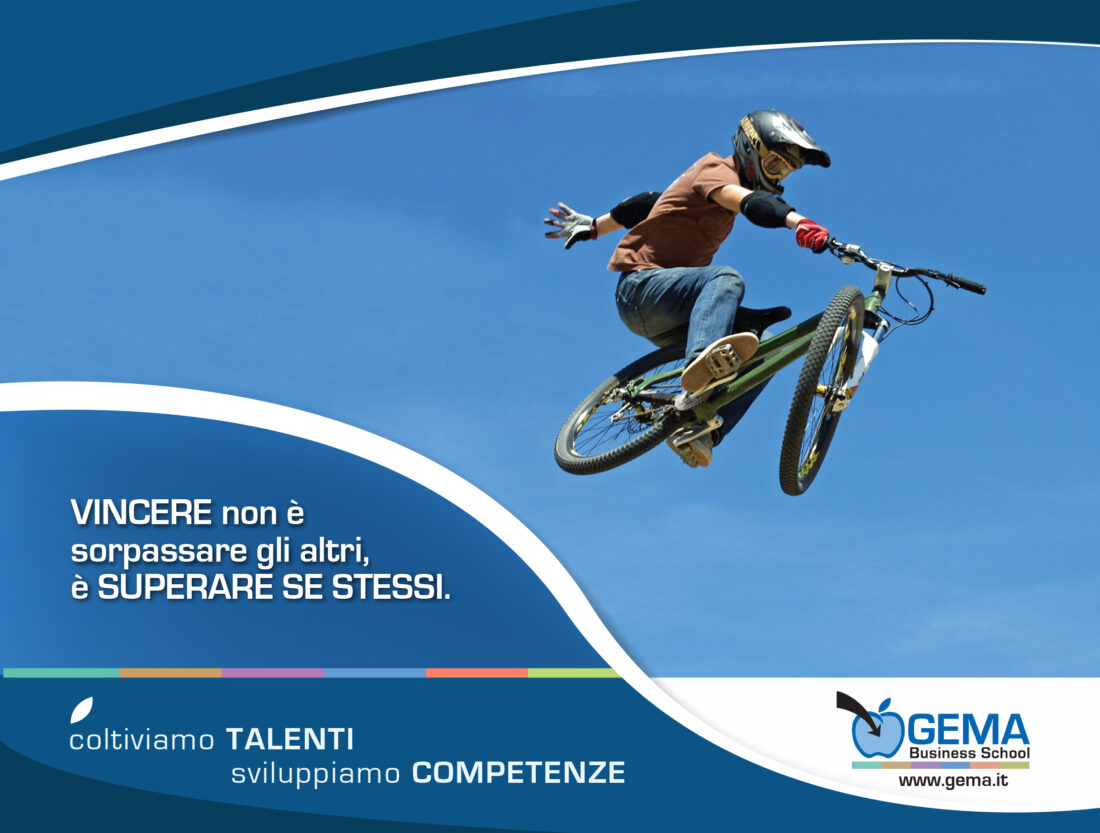 È on air la nuova campagna corporate di GEMA Business School