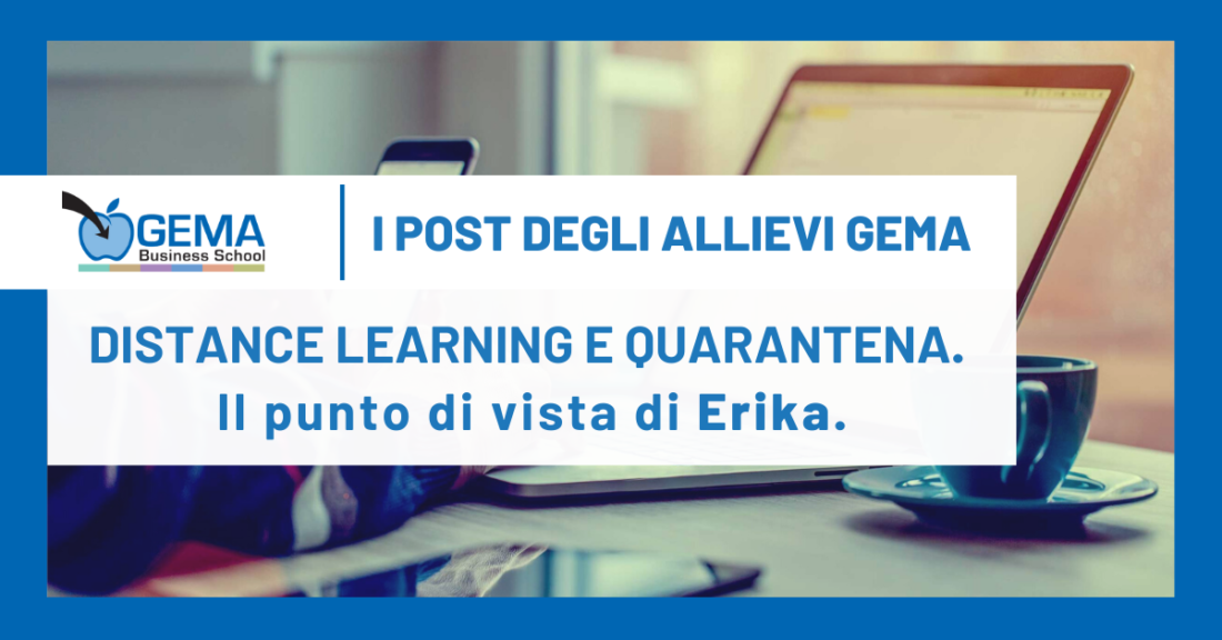 Il pensiero dei nostri ragazzi: il punto di vista di Erika (allieva del Master in Marketing Management 4.0)