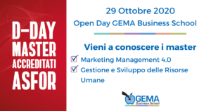 D-Day Master Accreditati ASFOR GEMA Business School