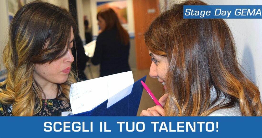 Stage Day GEMA – Scegli il Tuo Talento!