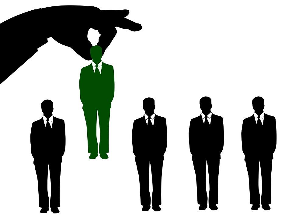 Il processo di selezione del personale in 4 fasi