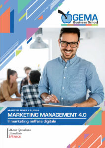 Master Post Laurea Marketing Management GEMA