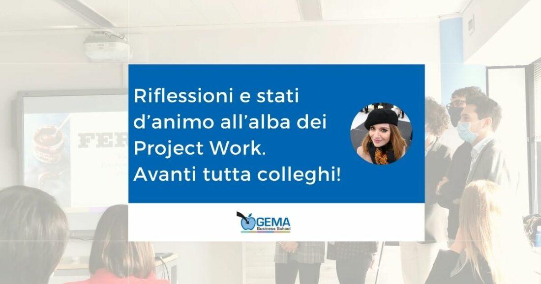 Master Post Laurea in Risorse Umane | Project Work Carmela Cordova