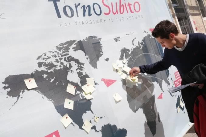 """Master finanziati da """"Torno Subito"""" – 2019"""