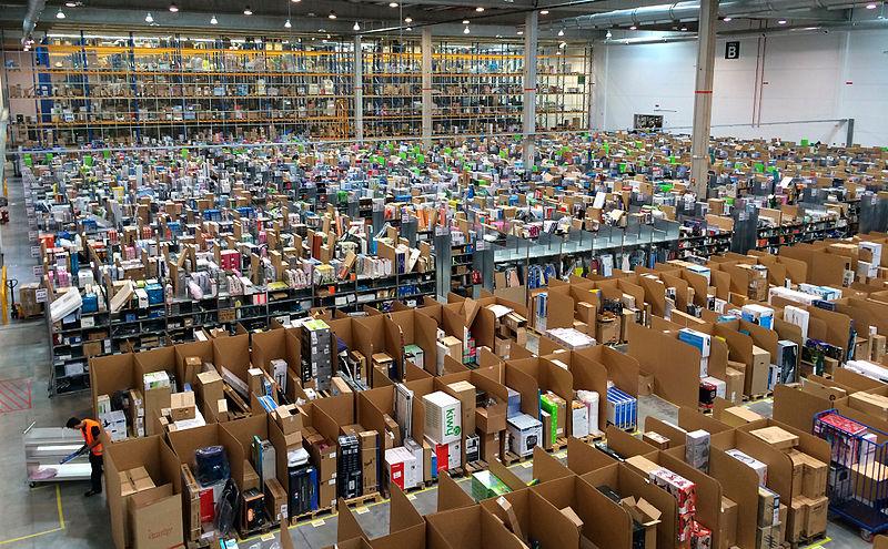 Food delivery: Amazon va in controtendenza con il supermercato 2.0