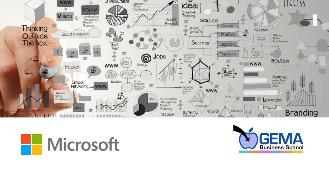 Microsoft a fianco di GEMA Business School per formare i professionisti della trasformazione digitale