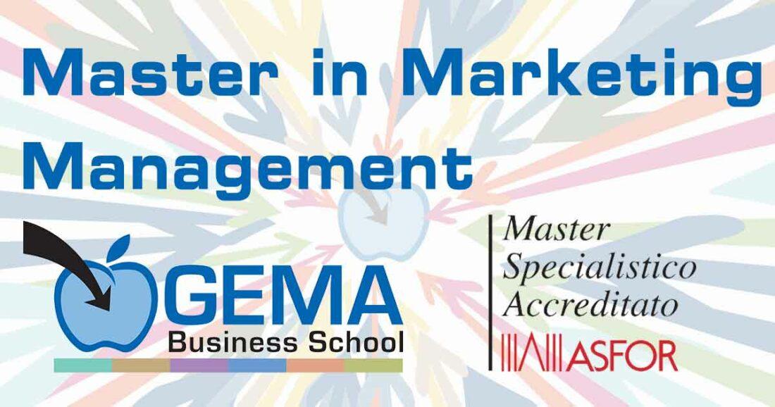 Il Master in Marketing Management conquista l'accreditamento ASFOR