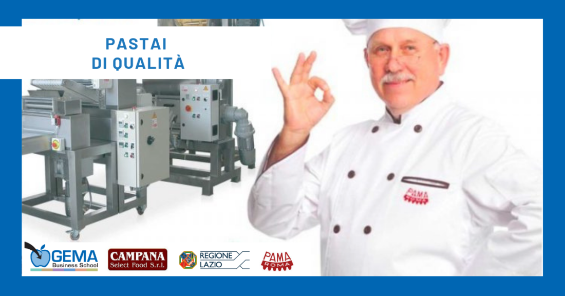 Pastai di Qualità, corso gratuito totalmente finanziato dalla Regione Lazio.