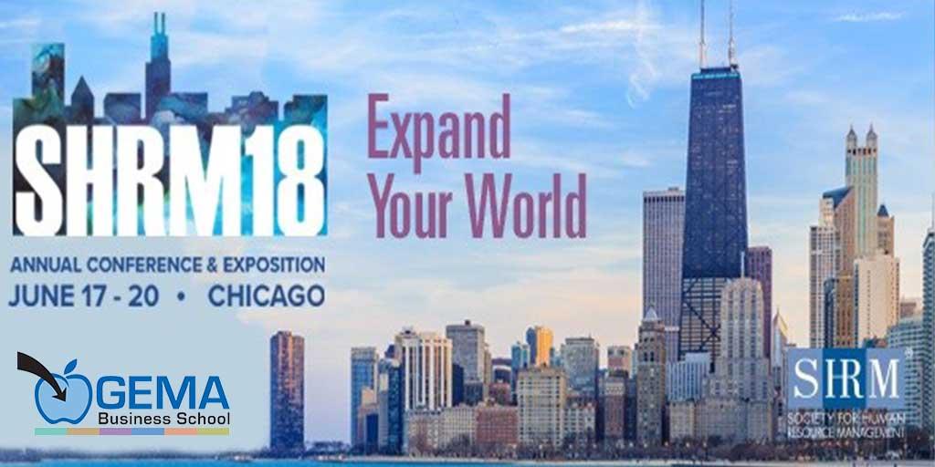 GEMA Business School sarà a Chicago per la SHRM Annual Conference & Exposition