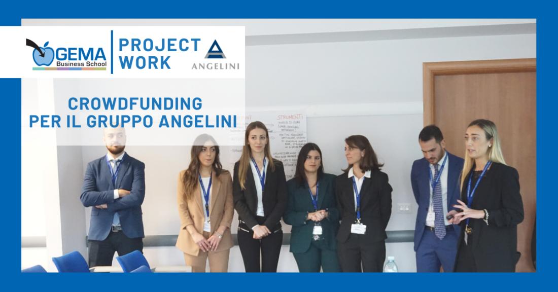 Project Work, il Gruppo Angelini ha scelto GEMA.