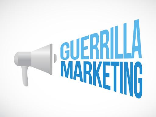 Alcune Tecniche di Guerrilla Marketing!