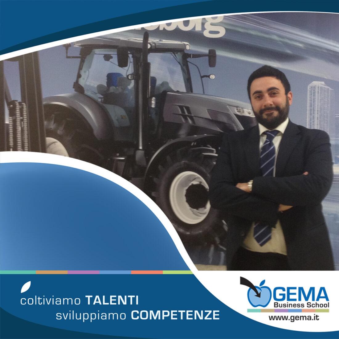 Il Master GEMA in Risorse Umane: l'opinione e l'esperienza di Valerio Crisostomi